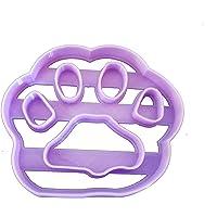 Taglia biscotti dell'impronte del cane