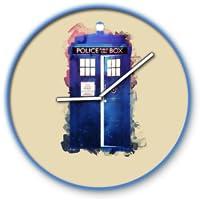Doctor Who Clock Widget