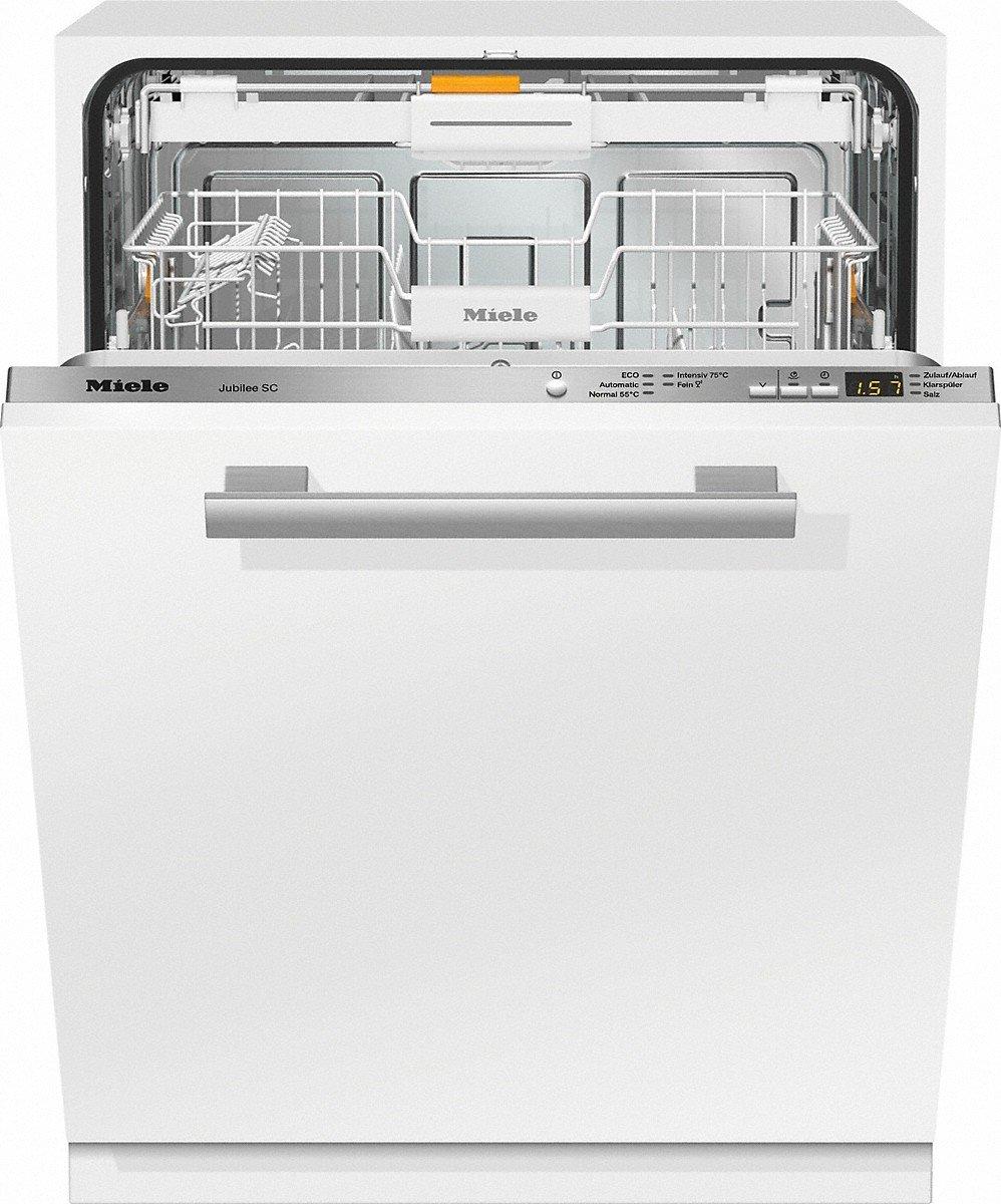 Miele G 4990 SCVI Jubilee Geschirrspüler vollintegriert mit 3D Besteckschublade / Einbau / A++ / 266 kWh/Jahr / 2772 L / edelstahl / Waterproofsystem