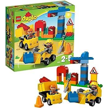 Lego 10518 Duplo Town, Il Mio Primo Cantiere