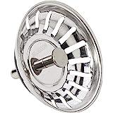 Blanco - Filtermand voor stopwerking (125590), 79 mm pin (18 sleuven), voor 3,5 inch afvoer