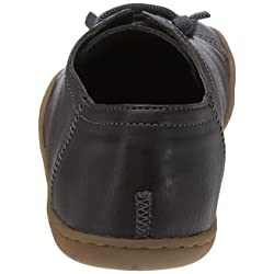 Camper 20848 Zapatillas deportivas de cuero mujer color negro talla 38 5 UK