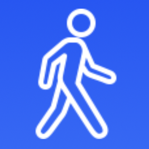 WALK  pedometer steps calories