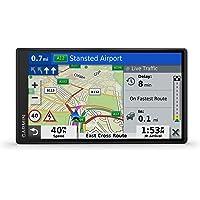 """Garmin DriveSmart 65 MT-D EU–Navigationsgerät mit 6,95"""" vorinstallierten 3D-Karten für Europa (46 Länder), Live Traffic…"""