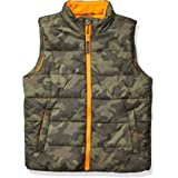 Amazon Essentials Heavy-Weight Puffer Vest Niños