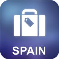 Spanien Offline Map