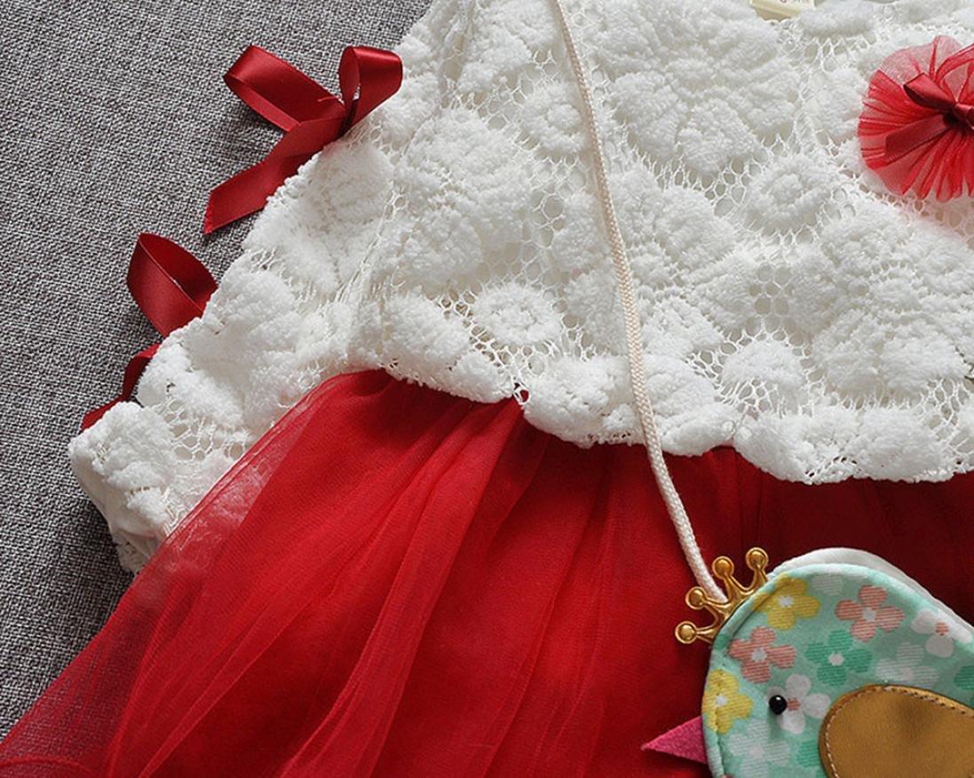 K-youth® Bebé niñas niños Manga Larga Vestido Ropa Bebe niña recién Nacido Conjunto de Ropa 5