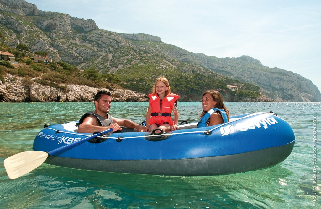 Sevylor K85 Caravelle inflatable boat