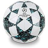 Mondo Toys - Pallone da Calcio da Uomo - Uefa Champions League - size 5 - 400 g -  Colore: Bianco/Nero/Blu - 13846