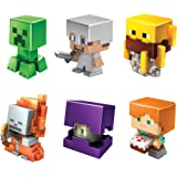 Minecraft Minifiguras de Juguete Modelos Surtidos (Mattel GND42)