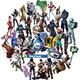 Juego de pegatinas para ordenador portátil (41 piezas) populares Skins Sticker Set para niños, jugadores, adultos, adolescent