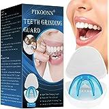 Bite dentale notturno,Bite dentale notturno della bocca per i denti Rettifica x 4 | Tecnologia Easy Mold | Bocche di bocca pe