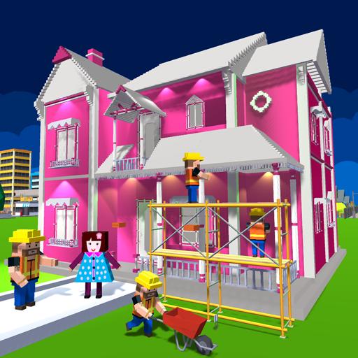 Dekoration: Mädchen Hausspiele ()