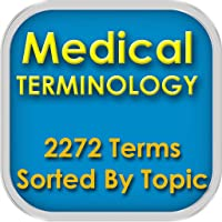 Medical Terminology By Topic