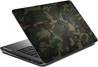 Paper Plane Design Army Collection Laptop Skins Sticker For Dell, Hp, Toshiba, Acer, Asus & All Models (Upto 15.6 inches)