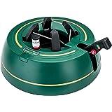 Star-Max Julgransstativ Select 1, full plast, grön, 325 mm