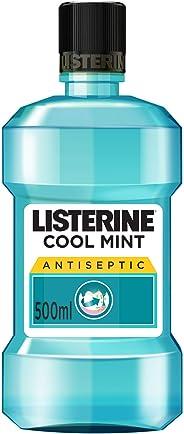 LISTERINE, Mouthwash, Cool Mint, 500ml