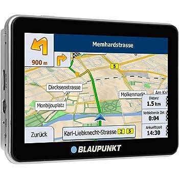 blaupunkt travelpilot 53 eu lmu navigationssystem mit. Black Bedroom Furniture Sets. Home Design Ideas