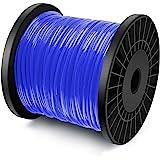 Forever Speed Trimmerdraden gazon maaidraad reserve draad gazontrimmer nylondraad bosmaaier trimmersnoer 5-kant diameter 2,4