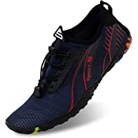 Mens Water Shoes Womens Barefoot Shoes Aqua Beach Swim Shoes Quick Drying