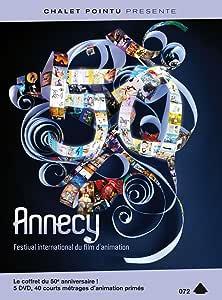 Annecy, le coffret du 50e anniversaire
