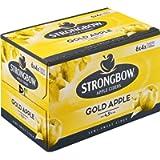 Strongbow Cider Gold Apple 4,5% Vol. 6x4x0,33l