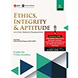 Ethics, Integrity & Aptitude (For Civil Services Examination) 6ed