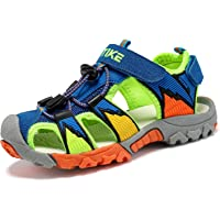 Boys Sandals Kids Outdoor Hiking Sandal Athletic Sports Beach Shoes for Girls Summer Water Sneakers