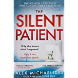 The Silent Patient: The record-breaking, multimillion copy Sunday Times bestselling thriller and Richard & Judy book club pic