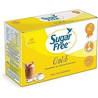Sugarfree Gold Low Calorie Sweetner - 25 Sachet
