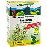ZINNKRAUT SAFT Schoenenberger Heilpflanzensäfte 3X200 ml