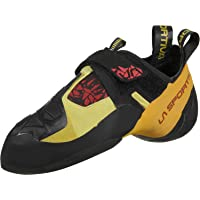 LA SPORTIVA Skwama Black/Yellow, Chaussons d'escalade Mixte