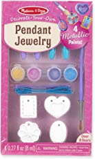 Melissa and Doug DYO Pendant Jewelry, Multi Color
