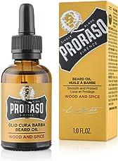 Proraso Bart-Öl zum Glätten und schützen 30ml