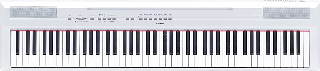 Yamaha P-115WH Digital Piano weiß