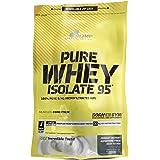 Olimp Pure Whey Protein Isolate 95-1 pack - Lactosevrije eiwitshake - Spierversterking - Volledig aminozuurprofiel (600g, Cho