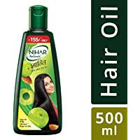 Nihar Naturals Shanti Amla Badam Hair Oil, 500ml