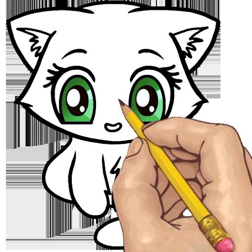 Comment Dessiner Les Chats Et Chatons Pro Pour Amazon Fr Appstore