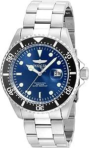 Invicta 22054 Pro Diver Orologio da Uomo acciaio inossidabile Quarzo quadrante blu