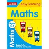 MATHS 5-7 AGES: Ideal for home learning (Collins Easy Learning KS1)