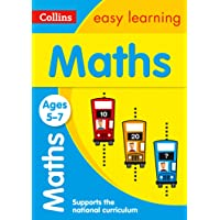 Maths Ages 5-7: KS1 Home Learning and School Resources from the Publisher of Revision Practice Guides, Workbooks, and…