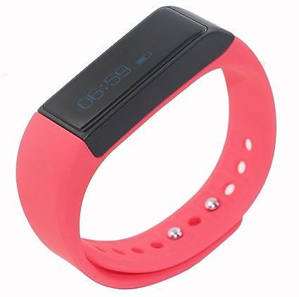 Das Smart Band von SHINAP ist ein Fitness-Armbänder mit schlichtem Display.