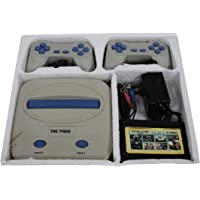 Deo Tiger 8 Bit TV Video Game with Cassette