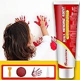 Wandreparatiecrème, wandreparatieagent kit met schraper puntige mondstuk, waterdichte muurvuller witte gipsplaten patch voor