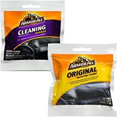 ArmorAll Cleaning and Protectant Sponge Combo : Cleans Automotive Surfaces
