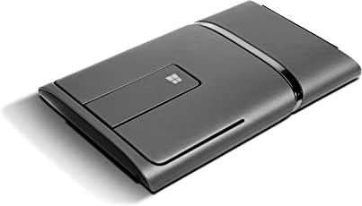 Lenovo N700 Wireless/Bluetooth Mouse with Laser Pointer - Black