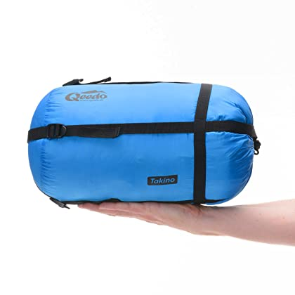 LMR Outdoor Daunenschlafs/äcke Ultralight Deckenschlafs/äcke f/ür camping mit Kompression Sack Sleeping bag
