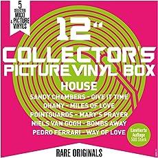 """12"""""""" Collector's Picture Vinyl Box - House [Vinyl LP]"""