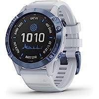 Garmin fēnix 6 Pro Solar, Solar-powered Multisport GPS Watch, Advanced Training Features and…