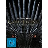 Martin, G: Game of Thrones: Staffel 8/4 DVD